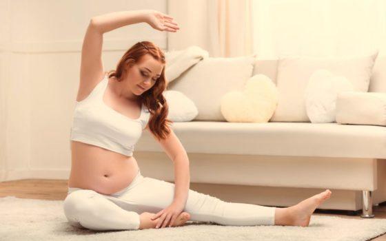 Wczesna rehabilitacja kobiet po porodzie